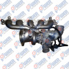 Turbo Charger with 9M5N 6K682 AA