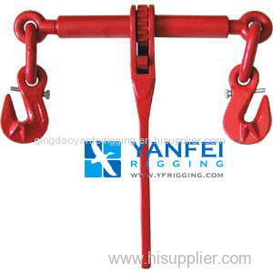 EN12195-3 G80 Ratchet Type Load Binder