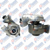 Turbo Charger with 8V4Q6K682AA