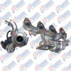 Turbo Charger with 7T1Q 6K668 AB