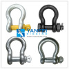 G209 Anchor Shackle US Type Screw Pin Drop Forged