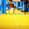 Corrosion resistance and flame retardant FRP /GRP grilling operation platform