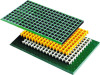 Anti-slip SMC BMC molded grating