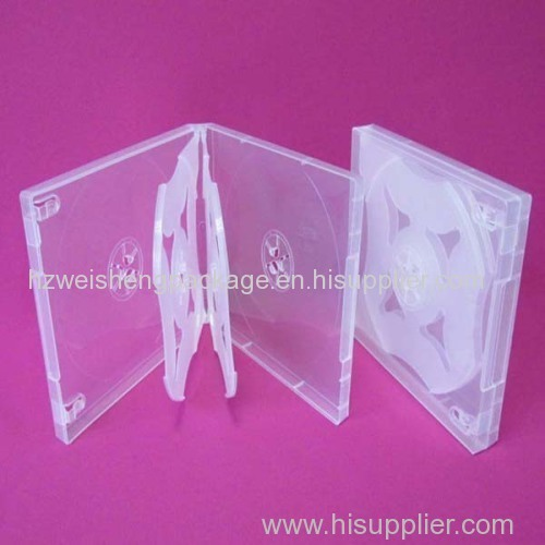 Good Quality Clear PP CD Case