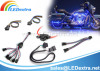 Motorcycle LED Lighting Kit Cable Set