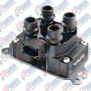 IGNITION COIL WITH 96FB 12257 AB
