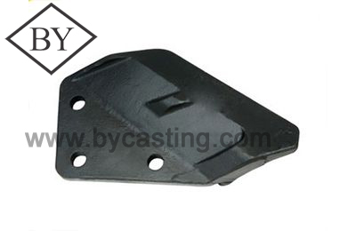 Good performance excavator parts VOLVO Side cutter for excavator