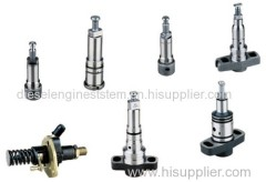 Plunger / Element Of Fuel Injector For Diesel Engine