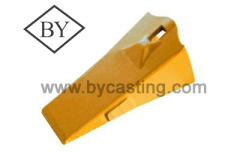 Excavator parts casted tips Alloy steel ESCO Tip
