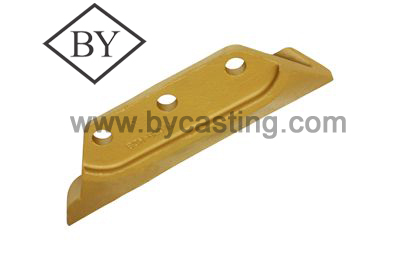 Construction Machinery Parts Hitachi side cutter