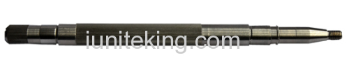stainless steel pump shaft