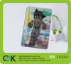 Factory price Flip Effect Plastic Lenticular 3d Card of GuangDong