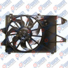 RADIATOR FAN FOR FORD 3S718C607BD