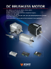 DC BRUSHLESS MOTOR WITH DRIVER