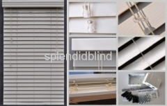 25/35/50/63MM Basswood Blinds top exquisite wooden blind types of blinds