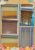 White wood Venetian Blind 50mm Carefully selected Basswood venetian blind