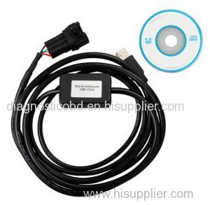For Suzuki Motorcycles OBD Tool Diagnostic Scanner for Suzuki