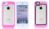 phone case PC and silicone phone case two in one case for iPhone 5/5s China manufacturer