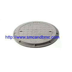 Tele-communication system GRP inspection manhole cover