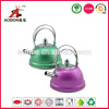 small size stainless steel non-electric tea kettle