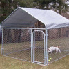 6ft Height Dog Run Kennel with top cover