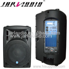 Pro active speakers with USB/SD/LCD/Bluetooth speakers