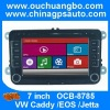 Ouchuangbo Car Multimedia Stereo Radio for Volkswagen Caddy /EOS /Jetta iPod USB DVD System