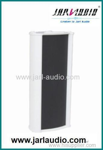 Pa system outdoor column speaker