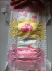 Super thin baby diaper with super absorbency