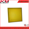 Aluminum alloy cast powder coated LED lighting square enclosure