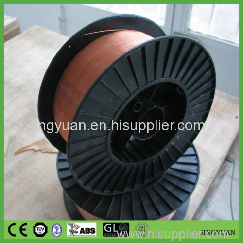 copper coated co2 welding wire/ gas shield welding wire for export