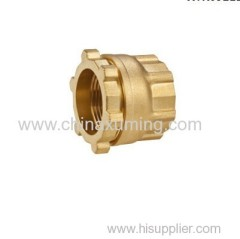 brass female coupling compression fittings