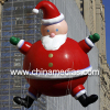 Custom Shaped Balloons for Inflatable Yard Christmas Decorations in Supermarket