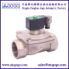 2 way magnetic solenoid valve water normally open 12vdc stainless steel