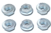 Alloy Steel Hex Flange Nuts