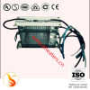 electric heating device ( mica heater basis) for convector heater and hand dryer