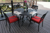 New Fashion cast aluminum Patio Dinning table