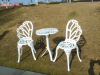 Butterfly fashion patio leisure table set