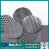 Stainless Steel Oil Filter / Perforated Stainless Steel Filter Disc /Copper Mesh Disc