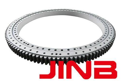 JINB with flange slewing ring VLU VLI turntable bearing