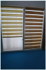 Good 100% Polyester fabric Manual blackout roller blinds online