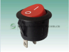 Shanghai Sinmar Electronics Round Rocker Switches 6A250VAC 3PIN Ship Paddle Switches