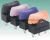 Shanghai Sinmar Electronics Rocker Switches 3 Tranches No Lamp 3PIN Ship Switches