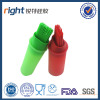 OEM Kitchen Tools Colorful Silicone Bottle Brush For Barbecue