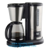 drip coffee maker 1000w 1.8L with LCD display