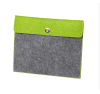 Stylish Felt Tablet Case Assorted Colors Available
