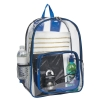Transparent PVC School Backpack
