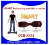 Ouchuangbo smart balancing electric scooter Only 10 Kg weight convenient to carry