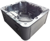 Whirlpool outdoor Spa tub