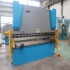 Hydraulic aluminum plate press brake